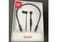 Beats x black wireless Bluetooth Earphones gift idea. Headphone