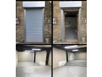 600sqf storage unit to let commercial office, warehouse to rent bd1 safe and secure
