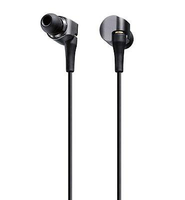 Panasonic RP-HDE10-S Closed Back In-ear headphones Hi-Res  Canal Type Earphone