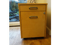 Ikea Drawer unit with drop-file storage £20