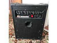 Wem accordion Amp