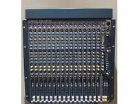 Allen & Heath Mix Wizard WZ3 16:2 Analogue Mixer- Excellent Condition