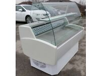 Serve-Over Display Counter (1.3m) fridge