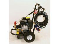 PETROL ENGINE PRESSURE WASHER 3000 PSI