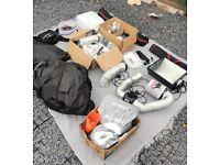Full Grow Kit Setup - Tent, Lights, Carbon Filter, Fans, Nutes + Lo