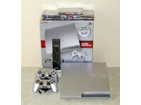 Playstation 3 in Silver