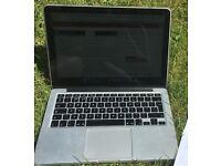 MacBook Pro 13 inch with Retina Display