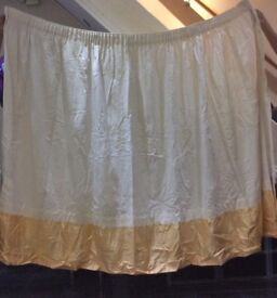 Curtains white only £10