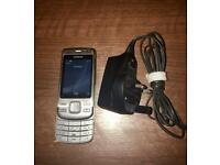 Nokia Slide 6600i-Silver Steel