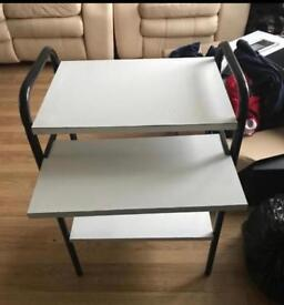 DESK TABLE UNIT - LIKE NEW! - ONLY £5