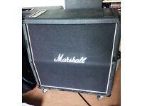 Marshall Lead 4x12 1960a 300w cab