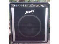 Peavey TNT 130 Bass Amplifier/Bass Combo.