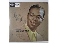 Nat King Cole Vynil