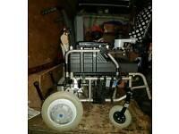 Esirit 4NG Electric wheelchair