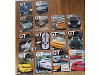 GT Purely Porsche Magazine Issues 12-24 and Issue 04