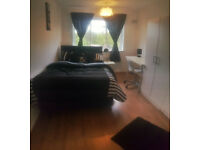 Modern furnished 2 Rooms Available now for let!!