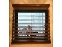 Wooden Venetian blinds originally from John Lewis RRP£75
