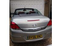 Vauxhall Astra T-TopDesign CDTI Convertible Colour Beige