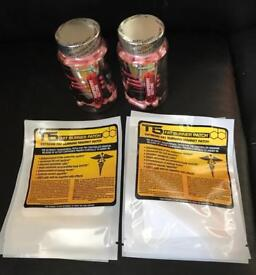 Raspberry ketone Pharmaceutical grade plus Fat burning patches