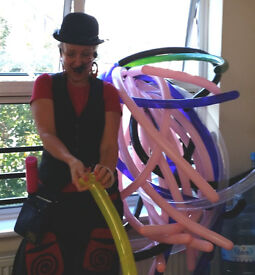 Fab fun children's entertainer available across London. £99 for 60 minutes entertainment!