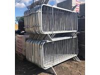 👷🏼‍♂️ Crowd Control Fencing Pedestrian Barriers ~ New