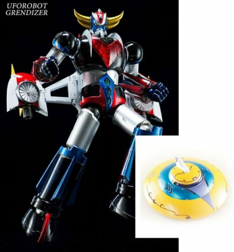 king Arts DFS067 UFO ROBOT GRENDIZER Diecast action figure Goldrake goldorak