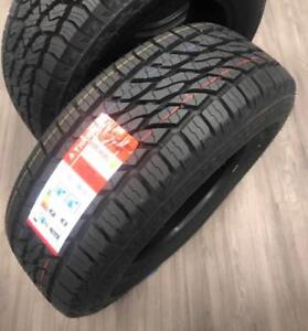 AIRDRIE TRUCK PROS NEW ECOLANDER ALL TERRAIN 10 PLY E LOAD RANGE TIRES ONLY 599 ALL 4 !!
