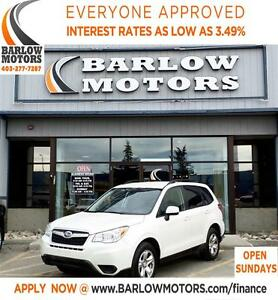 2014 Subaru Forester 2.5i AWD/KEYLESS ENTRY**SUV & TRUCK SALE!!*