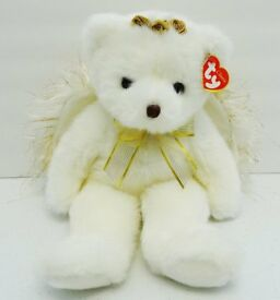 14 inch TY divine Angel Bear
