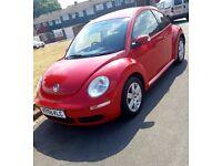 2008 1.6 Volkswagon Beetle Luna