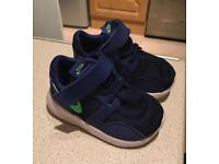 Toddler Nike trainers x 3