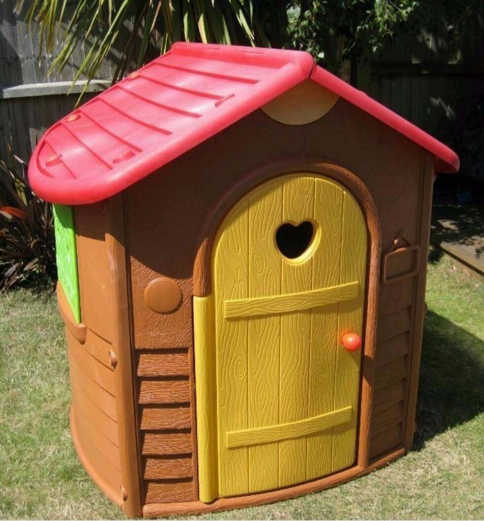 Smoby Jura Lodge Play House