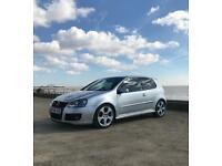 Volkswagen Golf 2.0 GTI, FSH, 12 Months Mot, Aux, Sat Nav, Radio/Cd, Heated Leather Seats.