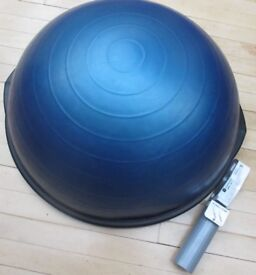 Bosu Balance Trainer Commercial- Blue Size :Pro 65 cm~BOSU BALL