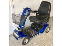 Medium size Travel Mobility Scooter - Shoprider Valencia