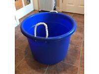 Free Large toy tub
