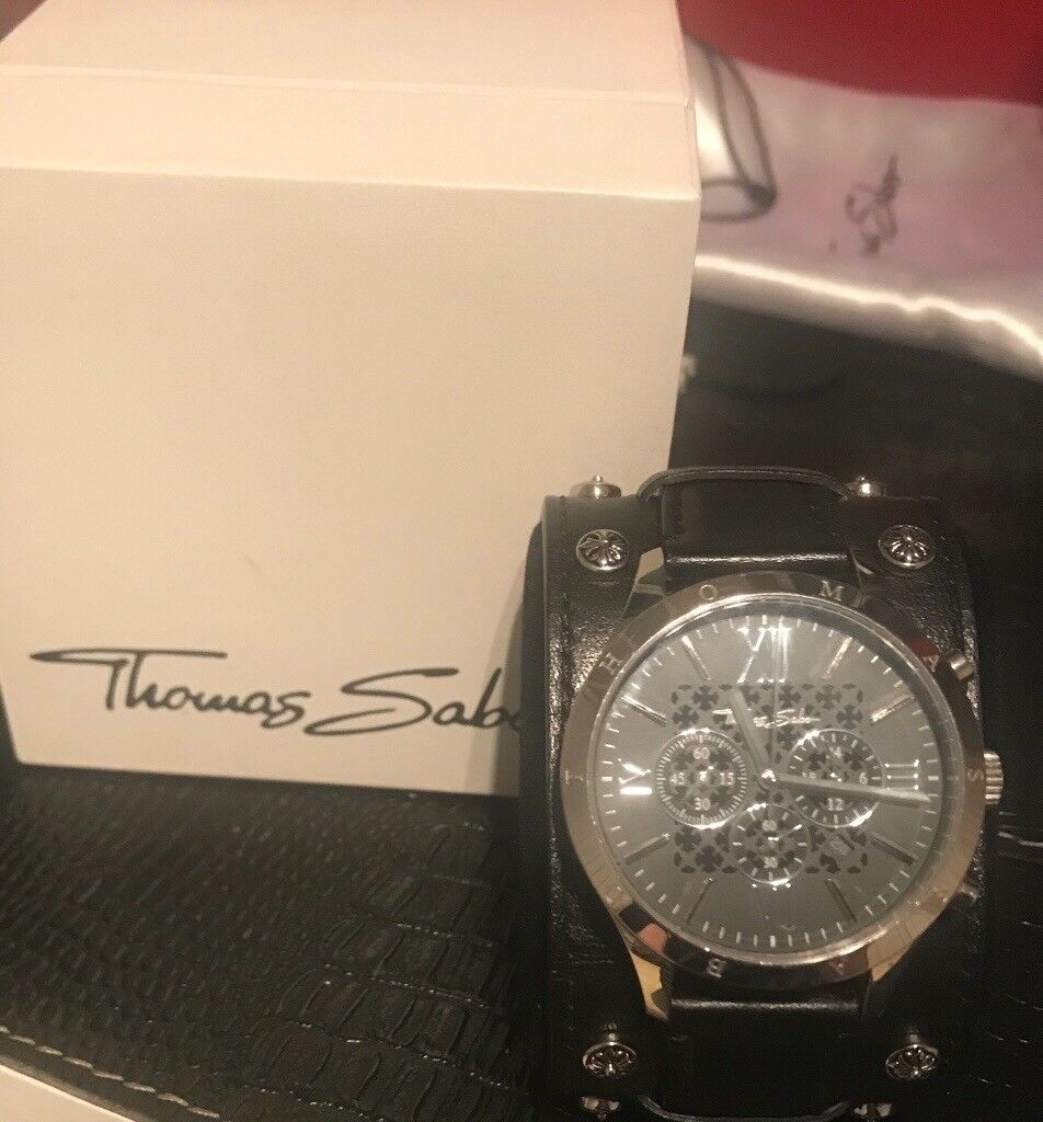 Gents Thomas Sabo watch excellent condition