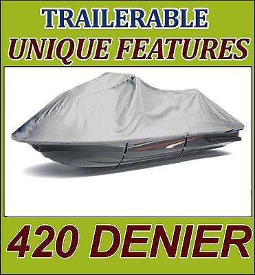 Jet SKi PWC Cover Sea Doo Spark 2up 900 ACE 2014-2019 Watercraft Cover 2 Seat