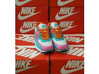 Brand New Genuine Nike Air Max 90 Womens Mix Color Shoes