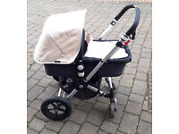 Bugaboo Cameleon 2 in Unisex colour complete with all accessories