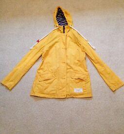 Joules lightweight jacket/coat. Dereham