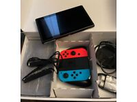Nintendo Switch console V1