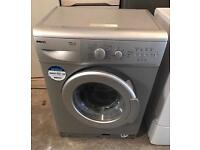 BEKO WM5104S A+A Class Free Standing Washing Machine Good Condition & Fully Working Order