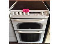 Creda c365e electric ceramic top cooker-3 months guarantee!