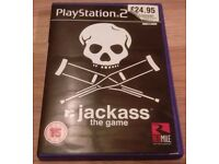 Jackass the Game PS2 - Video Game