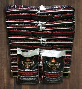 Lumber Jack BBQ Pellets for All Wood Pellet Grills & Smokers -- Experience True Flavour!