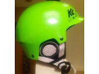 Ski/Snowboard Helmet - K2 Rant 12 years+