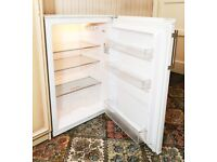 under counter fridge HOOVER used white collect in West London