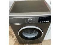 Kenwood new model silver edition timer display washing machine