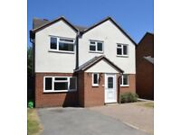 4 bed detached family home